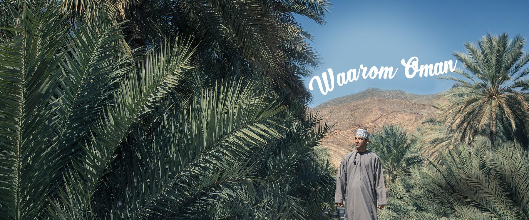 Waarom Oman